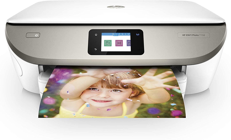 HP Envy Photo 7134 All-in-One Wi-Fi Photo Printer